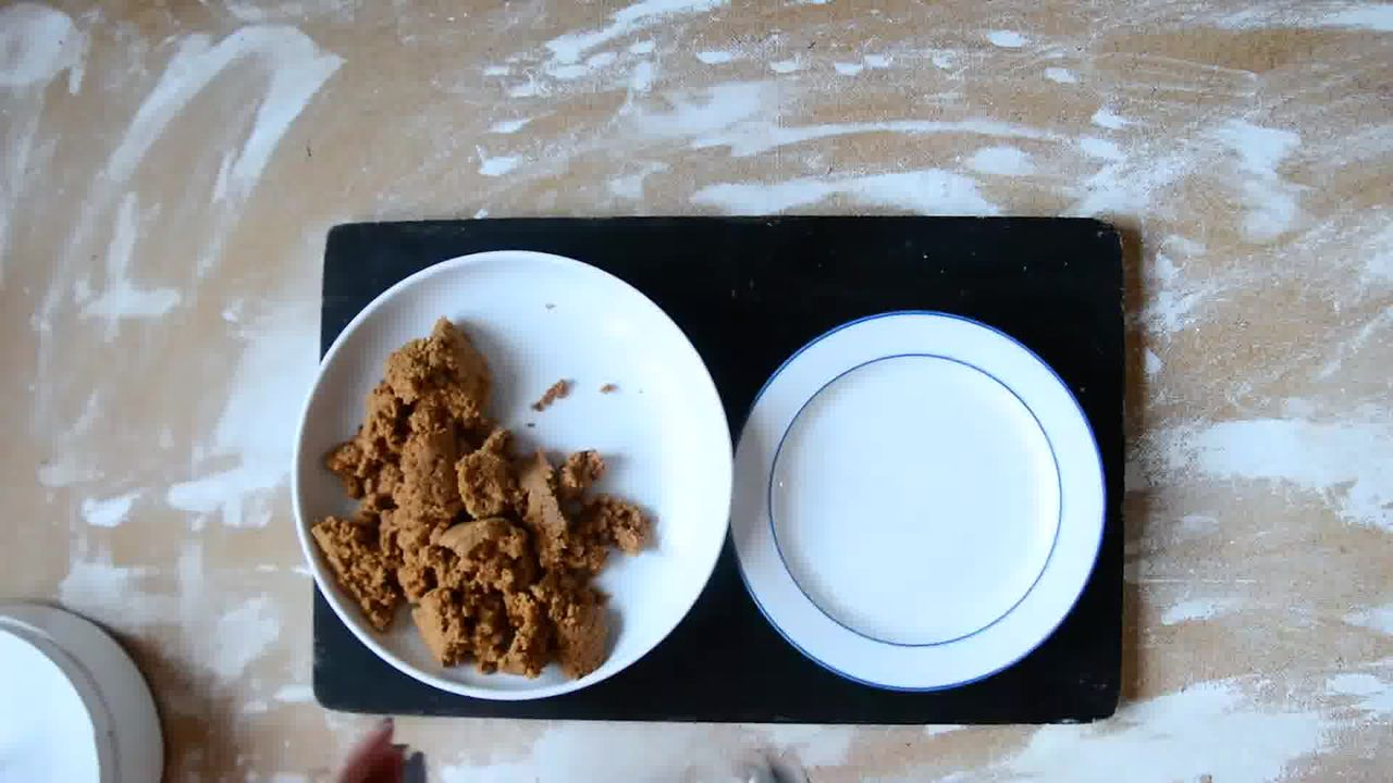 Image of the cooking step-1-4 for Gingerbread Truffles Recipe