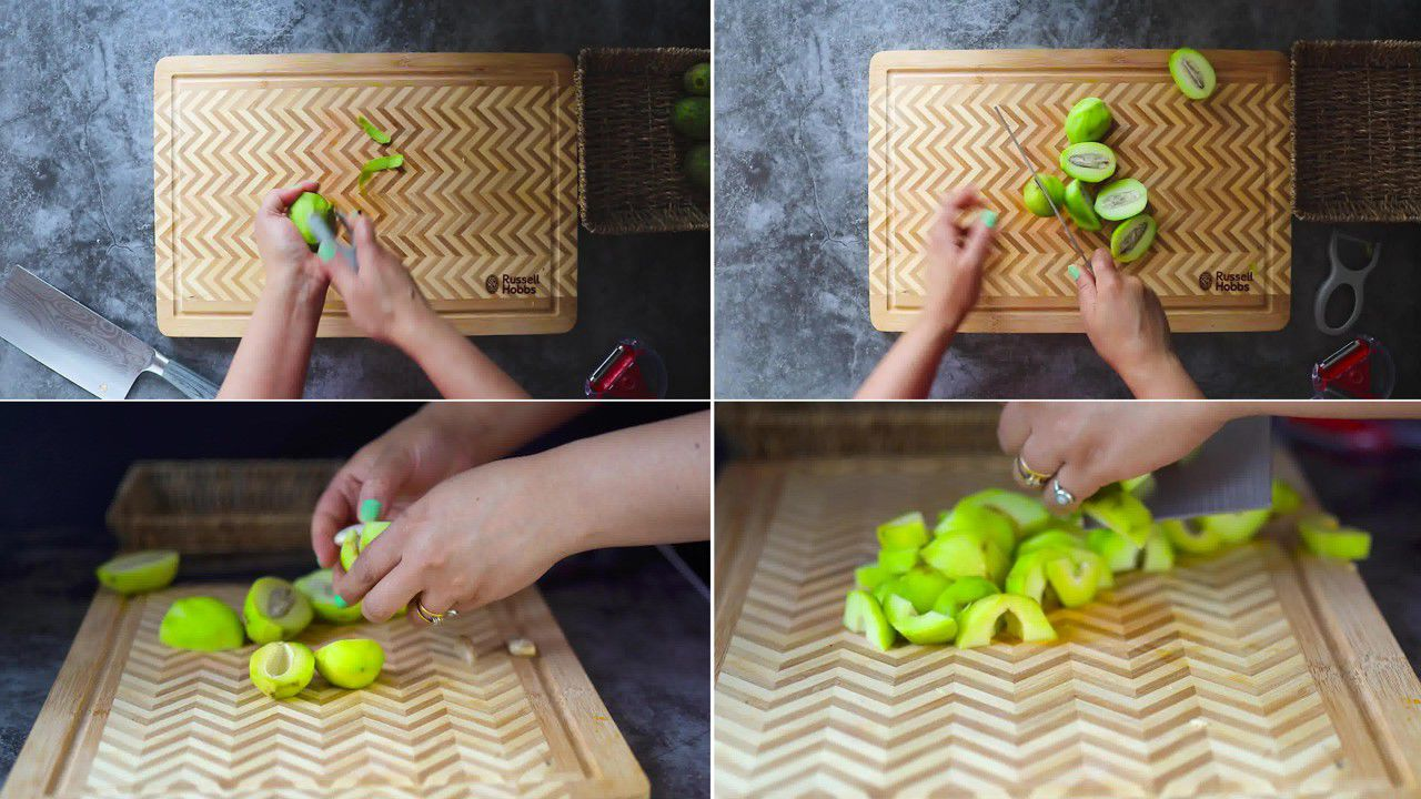 Image of the cooking step-1-1 for Aam Panna Recipe