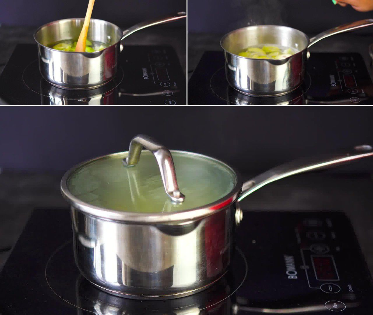 Image of the cooking step-1-3 for Aam Panna Recipe