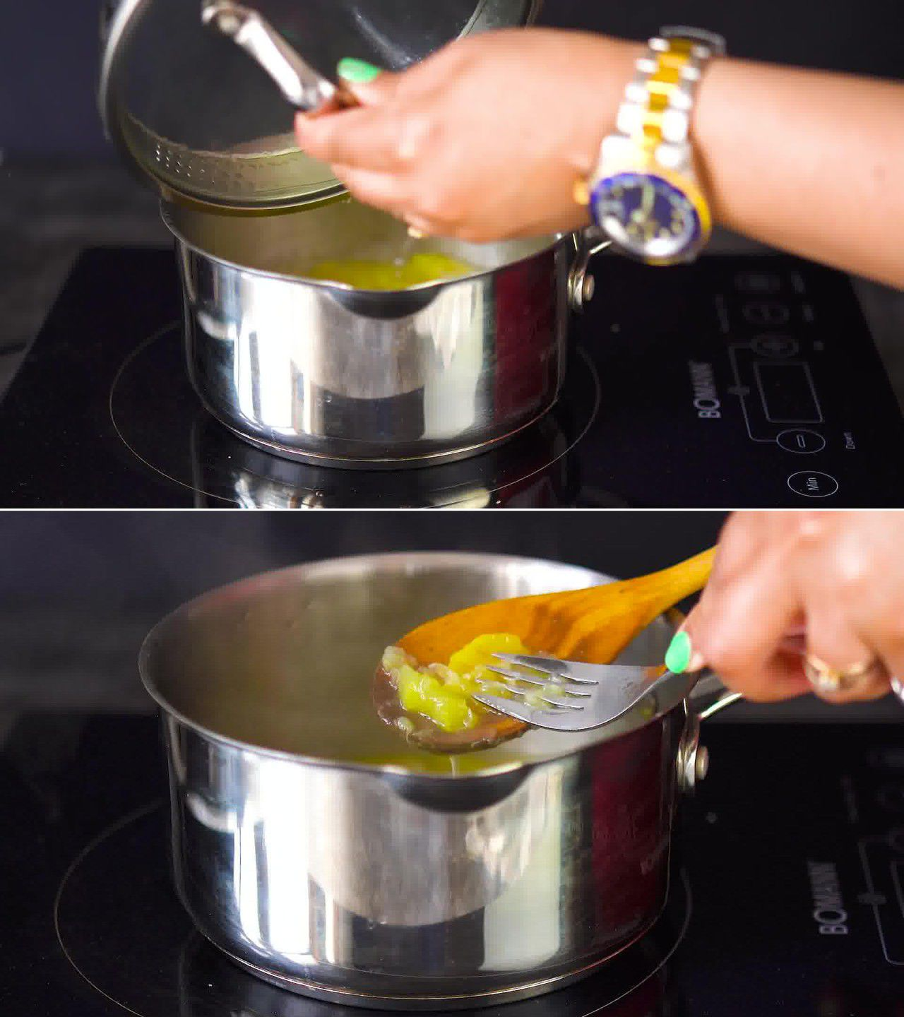Image of the cooking step-1-4 for Aam Panna Recipe