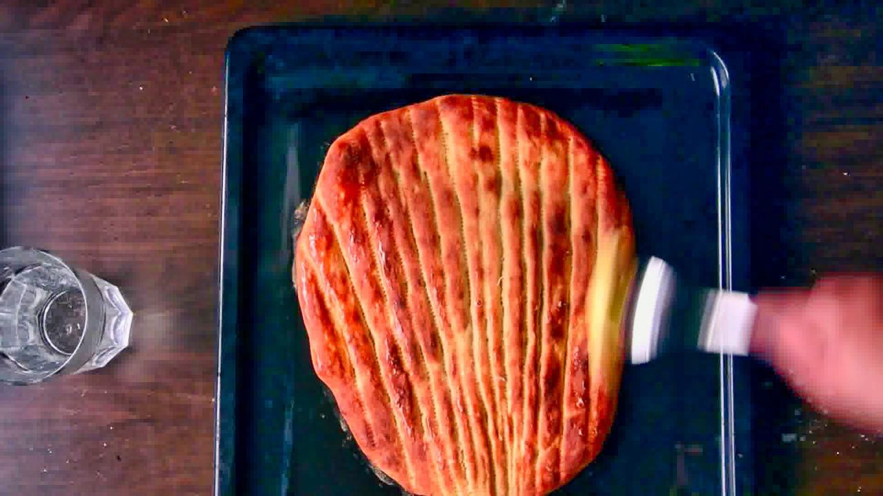 Image of the cooking step-2-9 for Afghan Naan Bread Recipe - Naan-e-Afghani (Video)