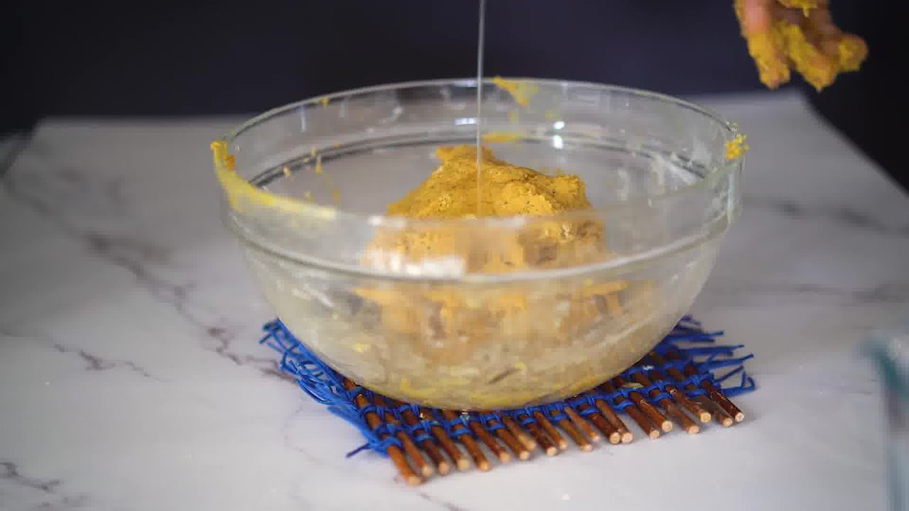 Image of the cooking step-1-7 for Aloo Bhujia - Aloo Sev (Crispy Potato Snack)