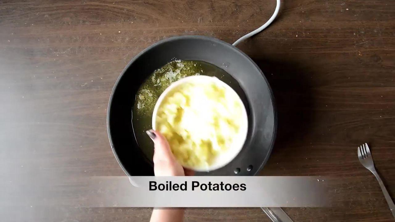 Image of the cooking step-1-1 for Aloo Ka Halwa- Potato Halwa (Recipe Video)
