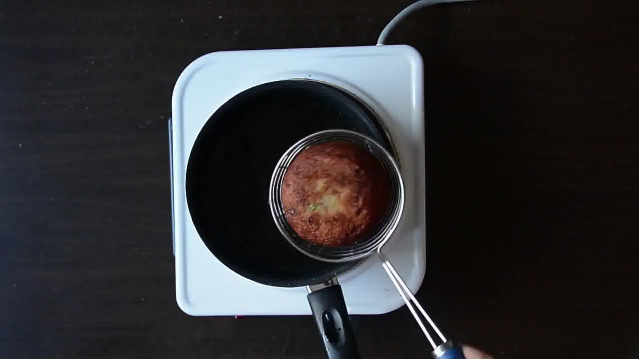 Image of the cooking step-3-3 for Aloo Tikki Burger Recipe