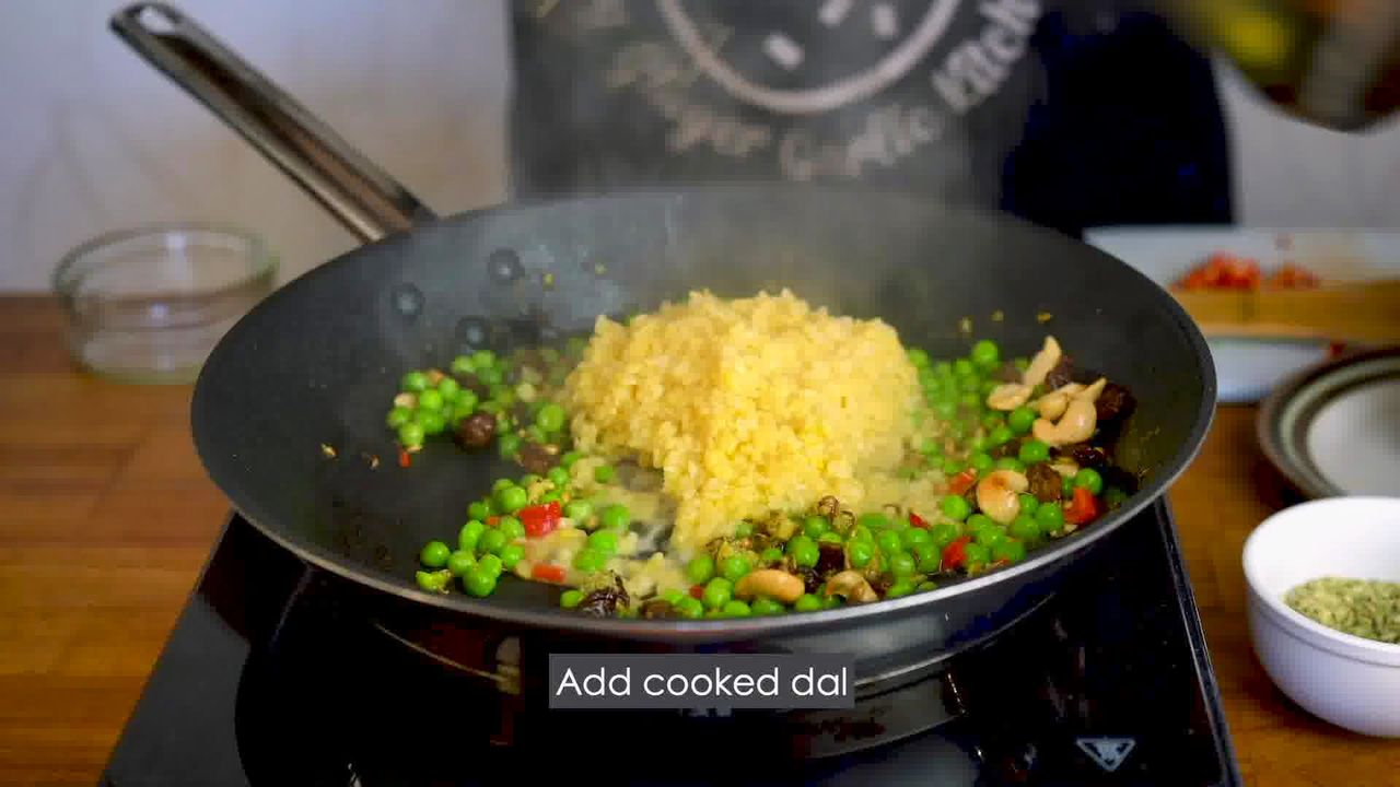 Image of the cooking step-1-10 for Aloo Tikki Chaat