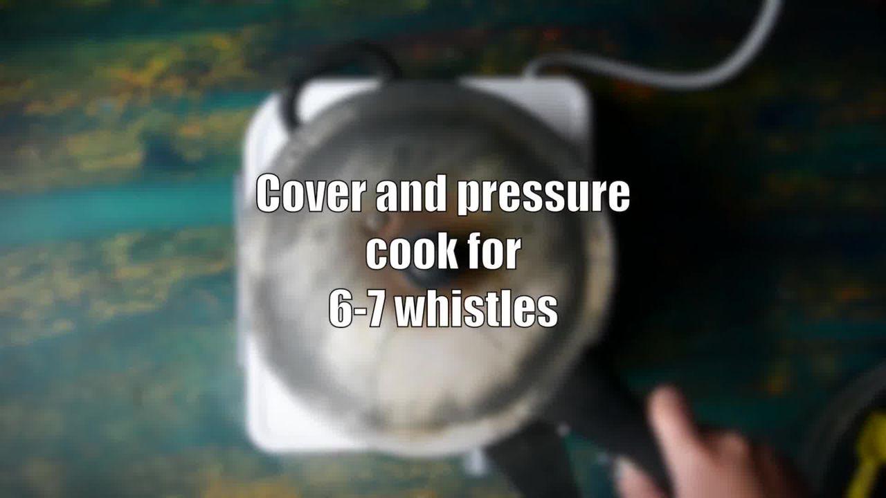 Image of the cooking step-1-3 for Amritsari Chole - Authentic Punjabi Chole Masala Recipe