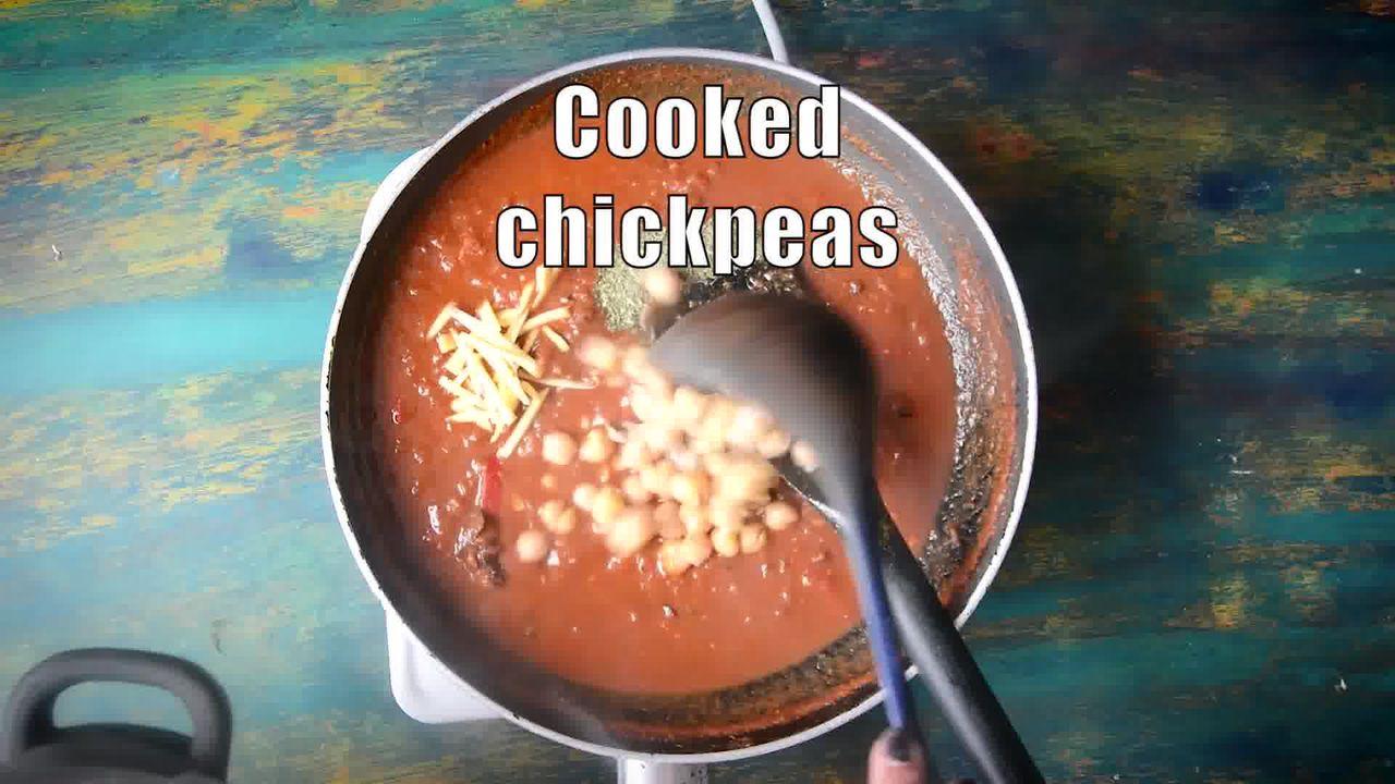 Image of the cooking step-2-10 for Amritsari Chole - Authentic Punjabi Chole Masala Recipe