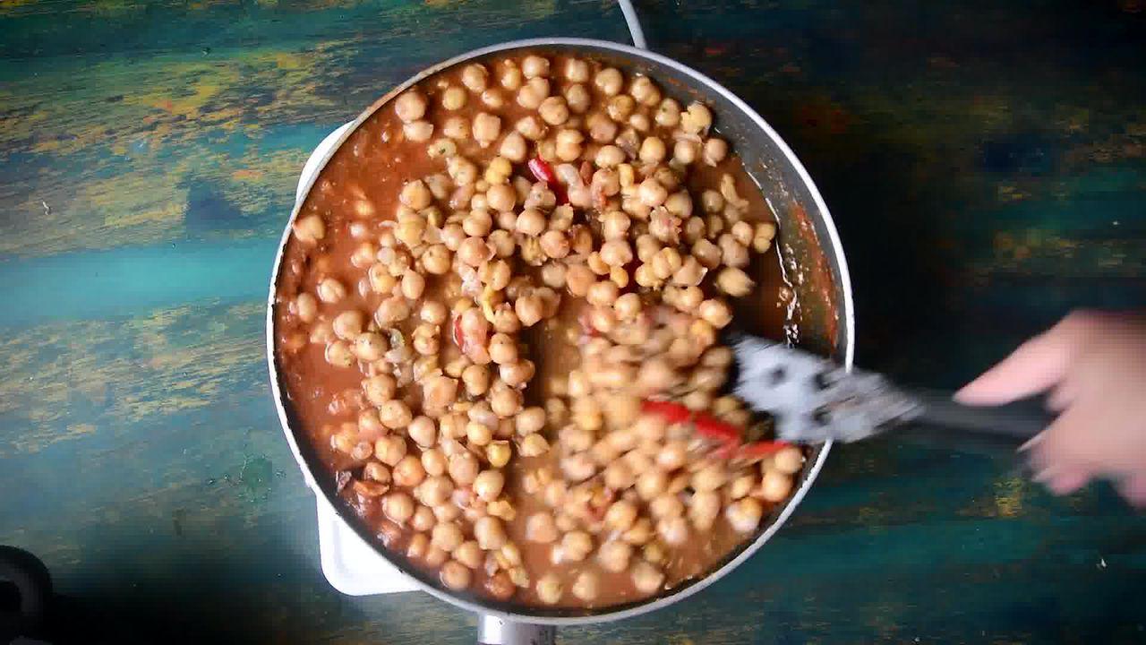 Image of the cooking step-2-11 for Amritsari Chole - Authentic Punjabi Chole Masala Recipe