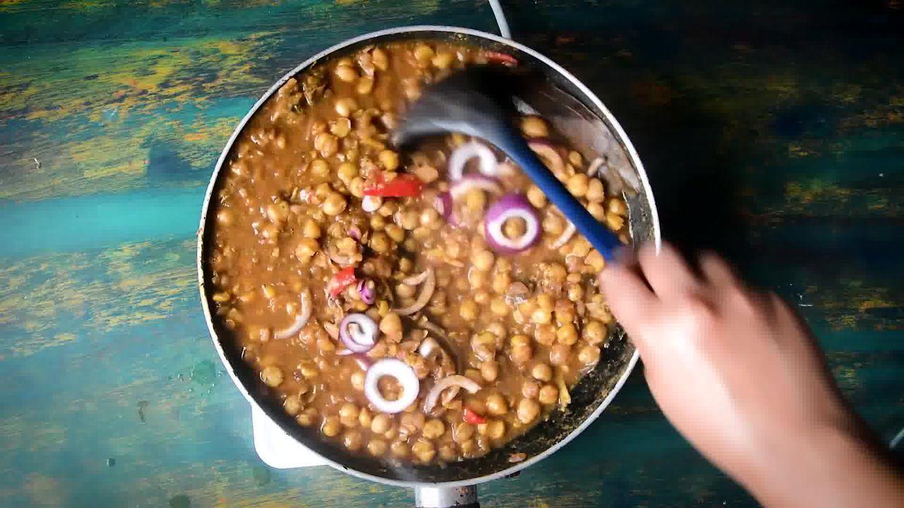 Image of the cooking step-2-13 for Amritsari Chole - Authentic Punjabi Chole Masala Recipe