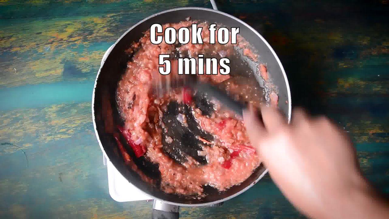 Image of the cooking step-2-6 for Amritsari Chole - Authentic Punjabi Chole Masala Recipe