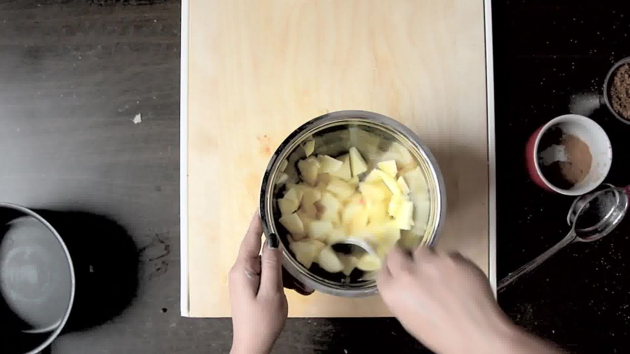 Image of the cooking step-1-1 for Apple Hand Pies