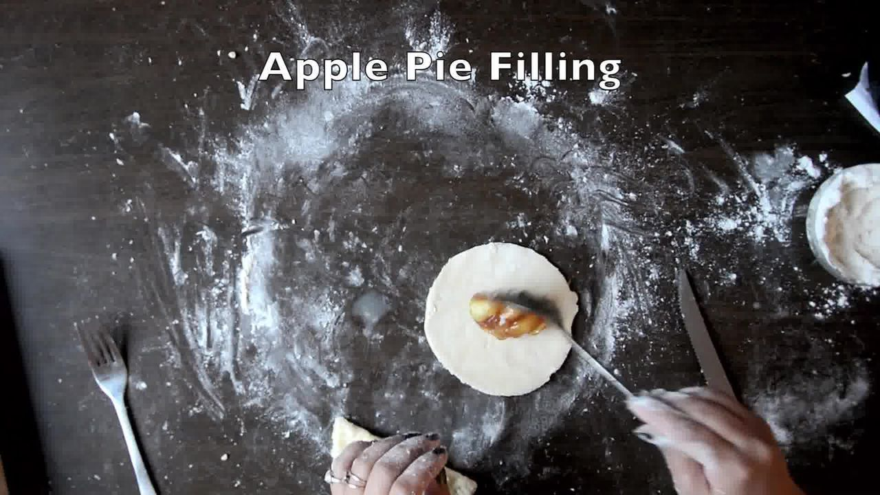 Image of the cooking step-2-3 for Apple Hand Pies