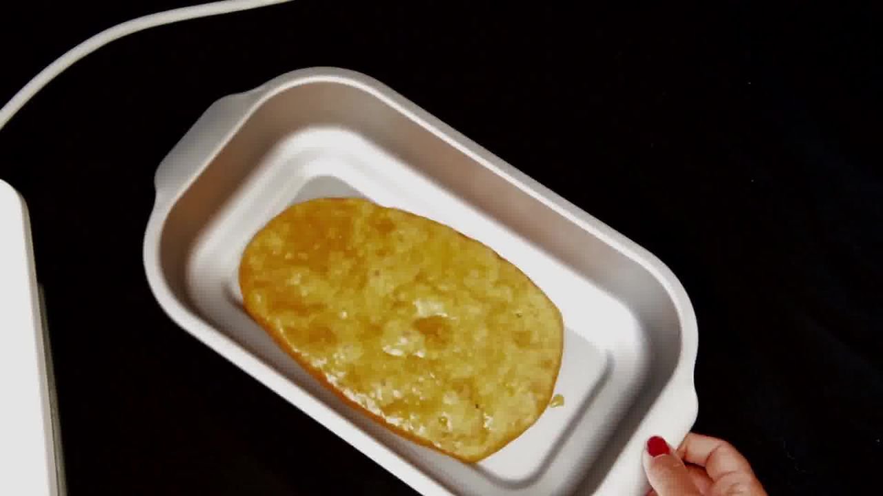 Image of the cooking step-1-4 for Banana Pineapple Upside Down Cake - Video Recipe