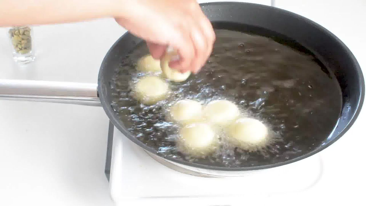 Image of the cooking step-2-9 for Best Gulab Jamun Recipe