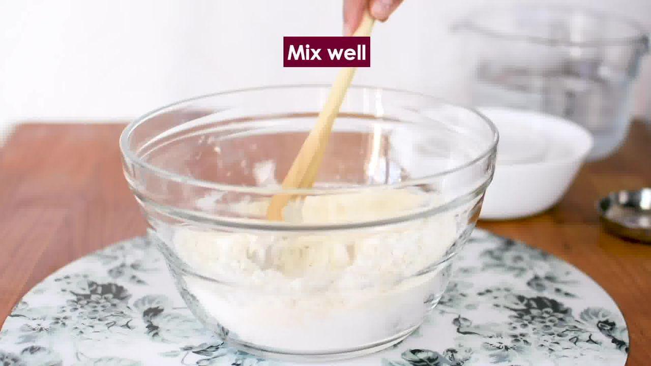 Image of the cooking step-1-1 for Bhakarwadi Recipe - How to make Crispy Bhakarwadi