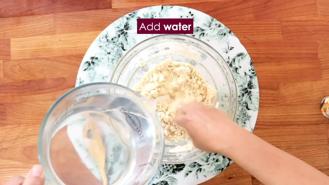Image of the cooking step-1-5 for Bhakarwadi Recipe - How to make Crispy Bhakarwadi