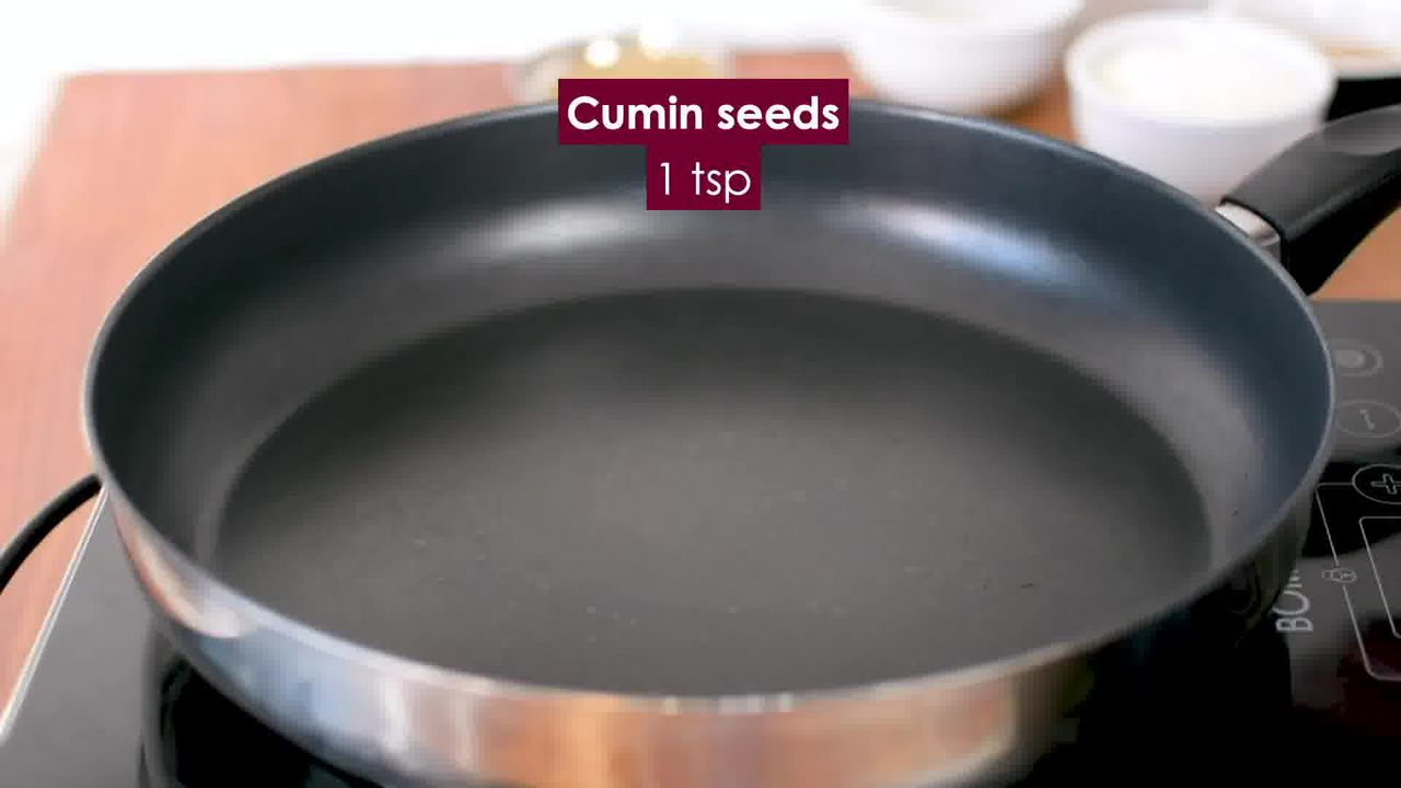 Image of the cooking step-2-1 for Bhakarwadi Recipe - How to make Crispy Bhakarwadi
