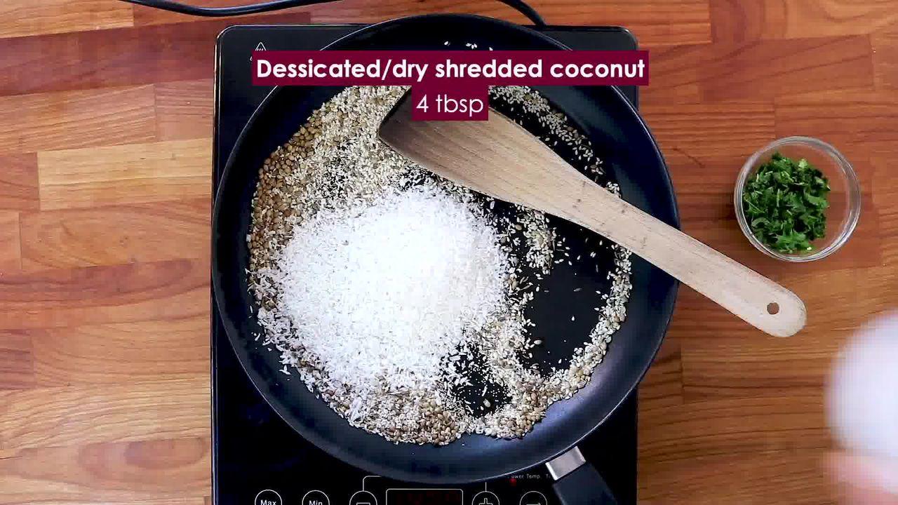 Image of the cooking step-2-6 for Bhakarwadi Recipe - How to make Crispy Bhakarwadi