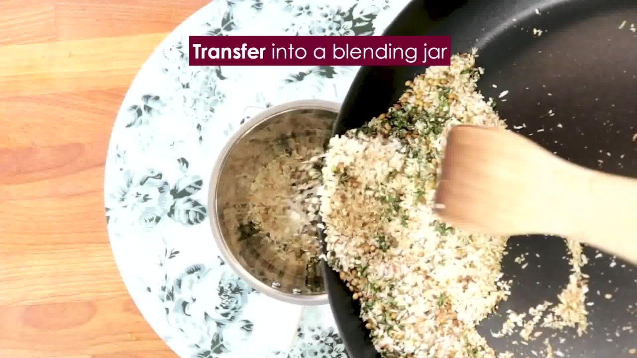 Image of the cooking step-2-9 for Bhakarwadi Recipe - How to make Crispy Bhakarwadi