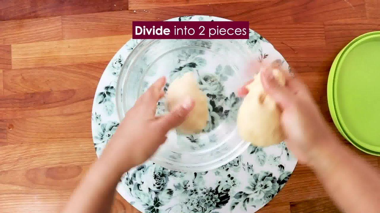 Image of the cooking step-3-2 for Bhakarwadi Recipe - How to make Crispy Bhakarwadi