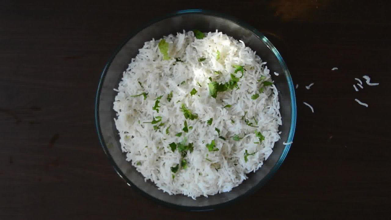 Image of the cooking step-1-12 for Lobia Briyani - Black Eyed Bean Carrot Biryani