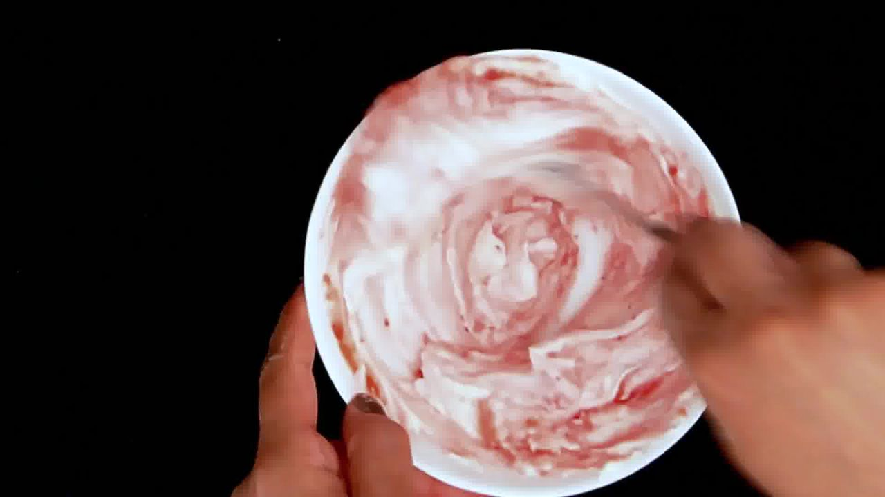 Image of the cooking step-1-4 for Braided Strawberry Cream Cheese Pastry