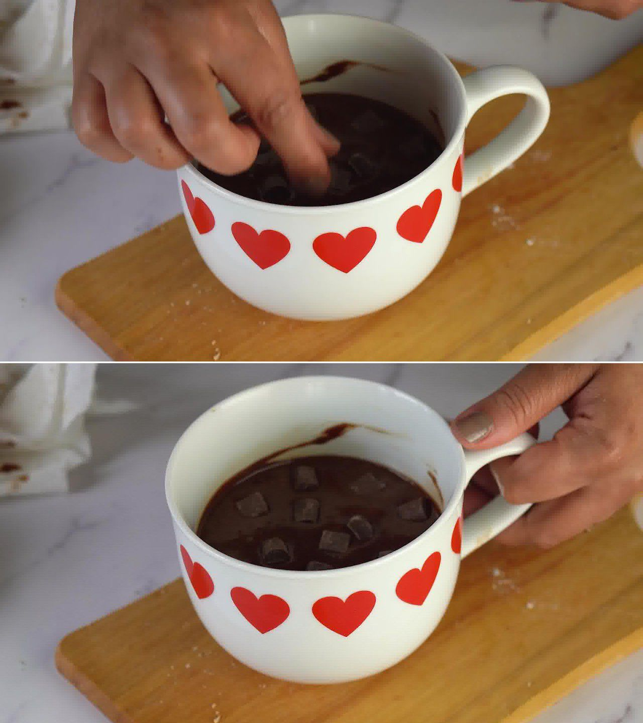 Image of the cooking step-1-5 for Brownie in a Mug