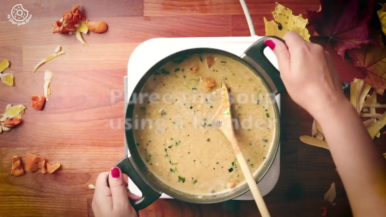 Image of the cooking step-1-13 for Butternut Squash Soup Recipe [Vegan | Gluten Free]