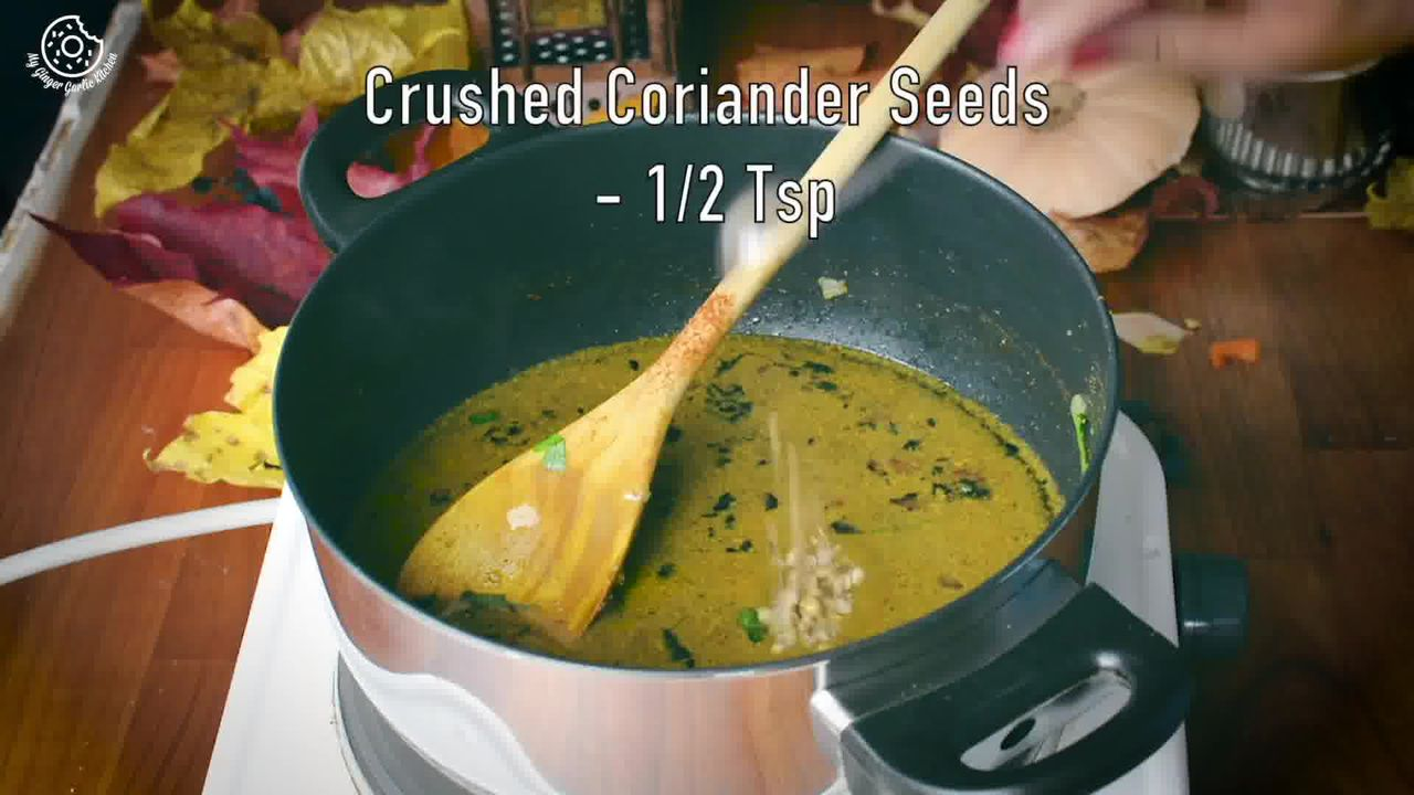 Image of the cooking step-1-9 for Butternut Squash Soup Recipe [Vegan | Gluten Free]