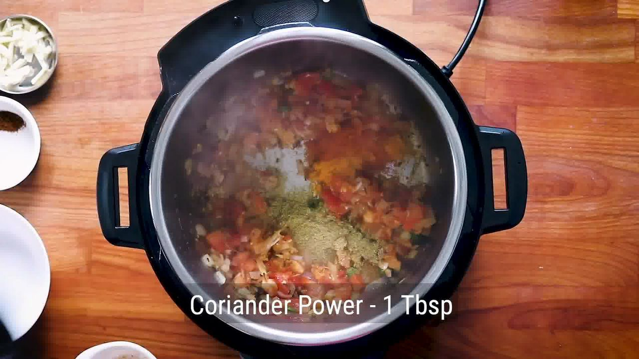 Image of the cooking step-1-7 for Chana Dal - Split Chickpea Soup (Instant Pot + Cooker)