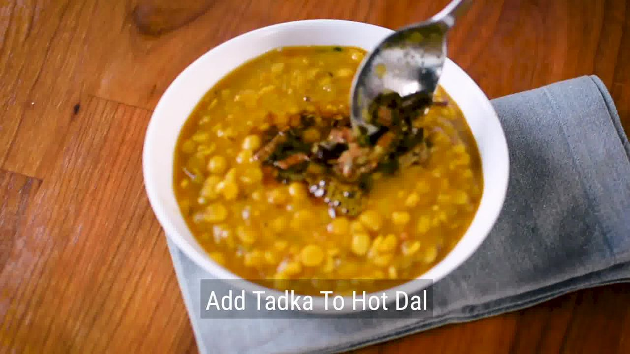 Image of the cooking step-5-2 for Chana Dal - Split Chickpea Soup (Instant Pot + Cooker)