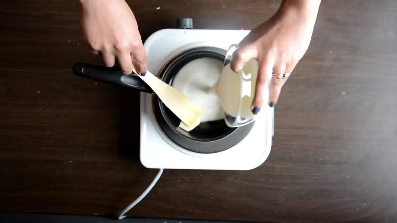 Image of the cooking step-1-2 for Chocolate Souffle (Video)