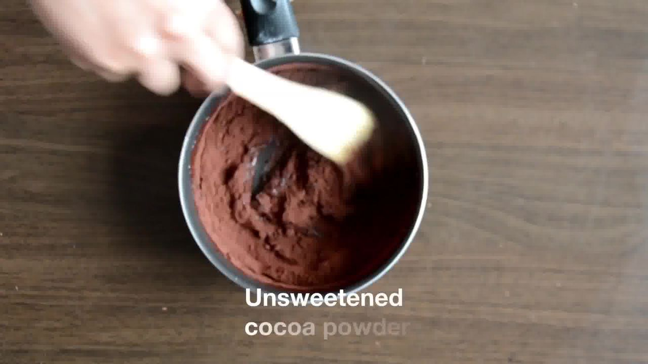 Image of the cooking step-1-4 for Chocolate Souffle (Video)