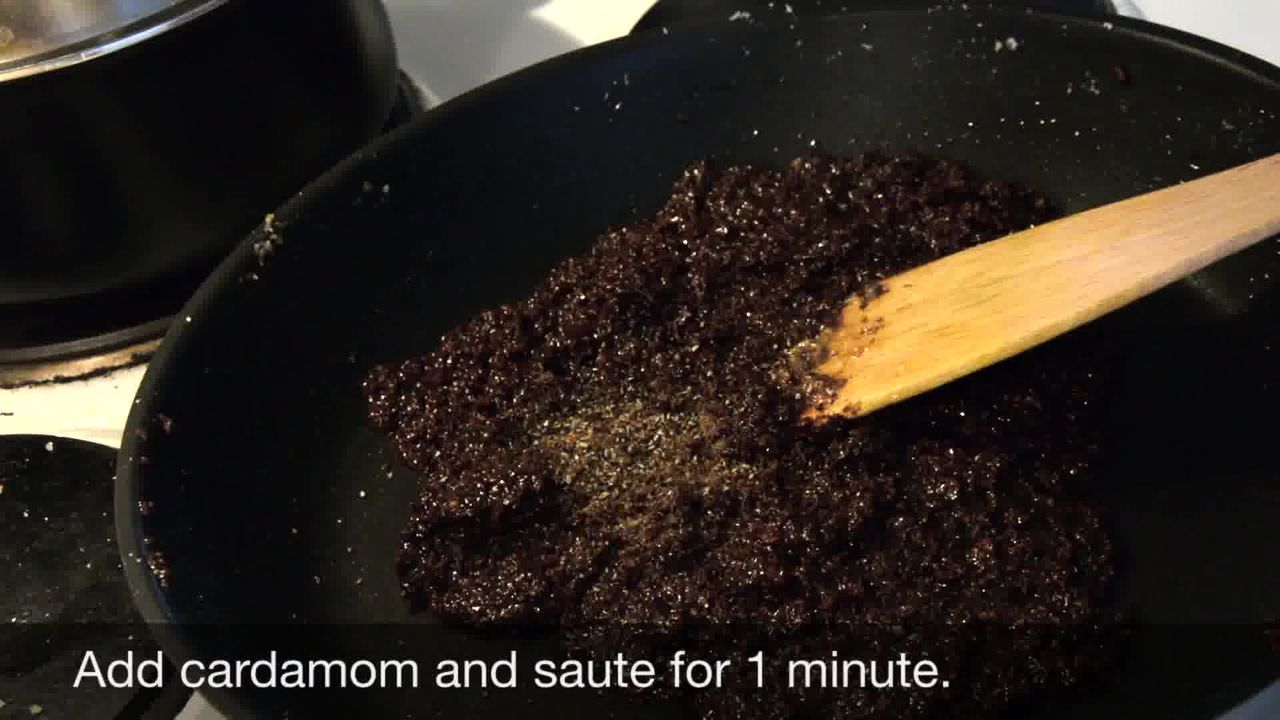 Image of the cooking step-1-7 for Chocolate Coconut Delights
