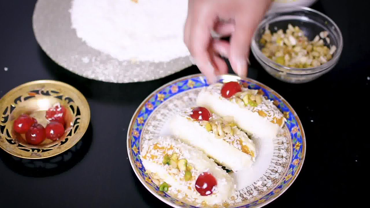 Image of the cooking step-7-4 for Chum Chum Recipe - Bengali Sweet Chomchom