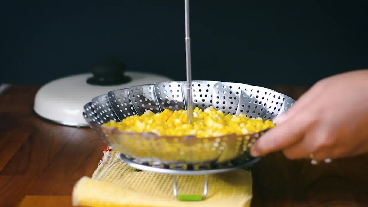 Image of the cooking step-1-5 for Corn Pakora - Quick and Easy Corn Fritters