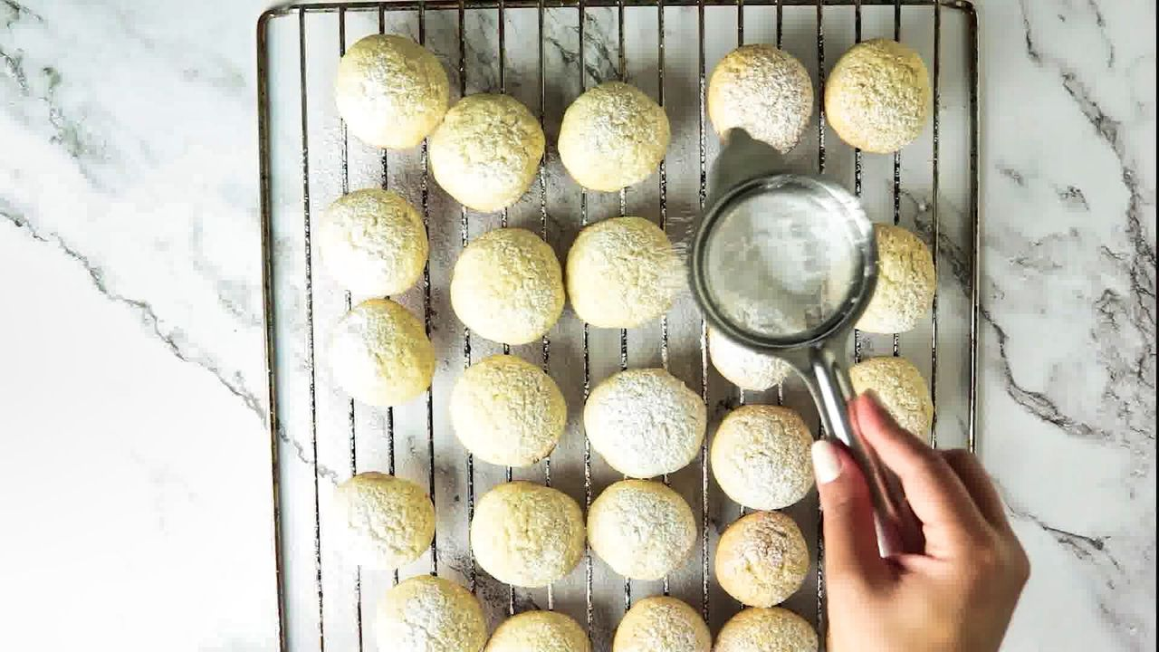 Image of the cooking step-1-14 for Cream Cheese Cookies
