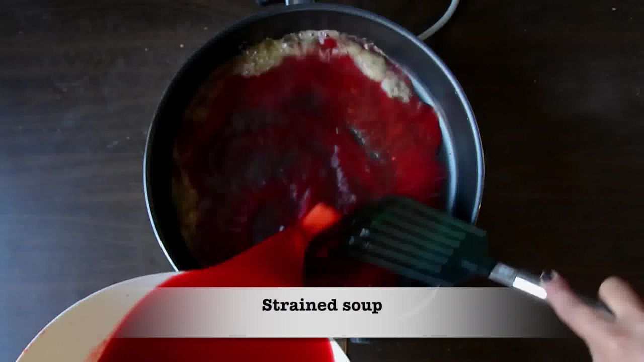 Image of the cooking step-1-7 for Creamy Carrot Beet Tomato Soup Recipe