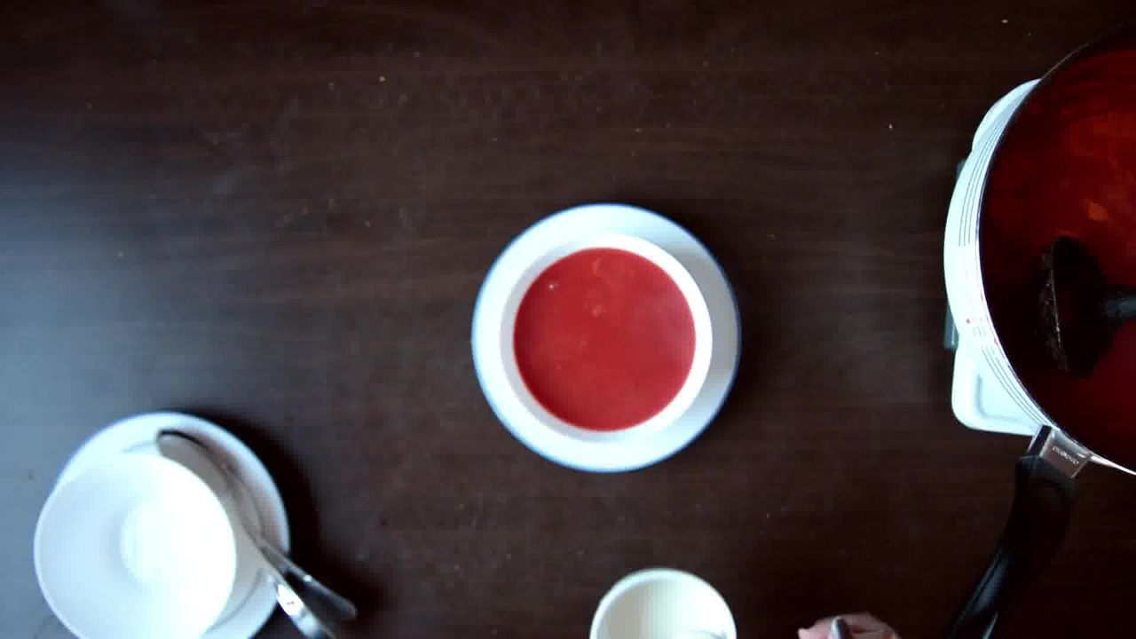 Image of the cooking step-1-9 for Creamy Carrot Beet Tomato Soup Recipe