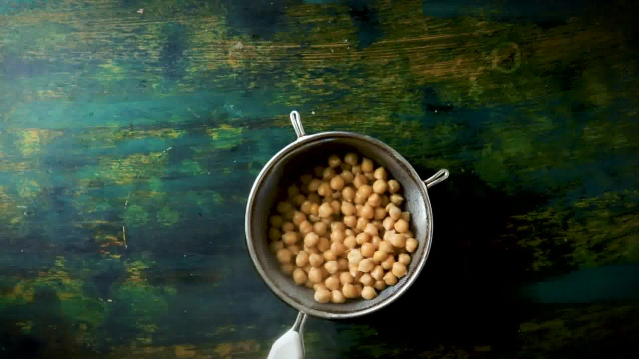 Image of the cooking step-2-3 for Crispy Fried Chana Masala - Crunchy Crispy Chickpeas