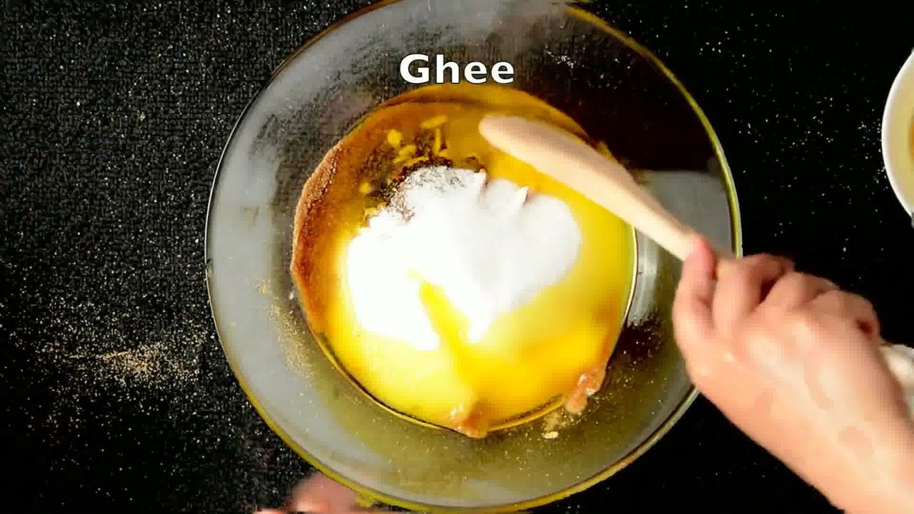 Image of the cooking step-1-10 for Rajasthani Authentic Dal Baati Churma Recipe (Video)