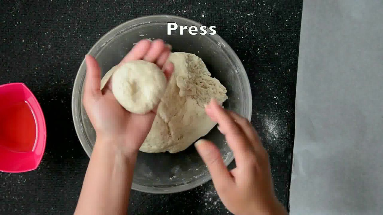 Image of the cooking step-3-7 for Rajasthani Authentic Dal Baati Churma Recipe (Video)