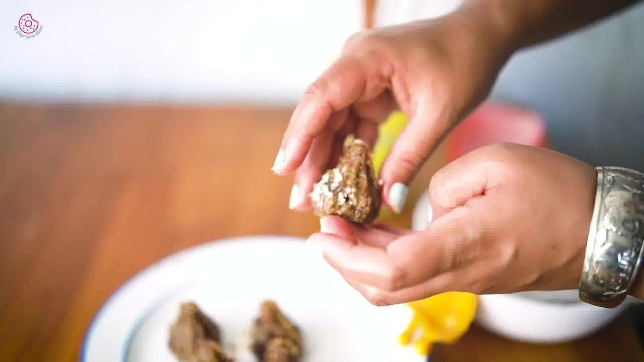 Image of the cooking step-1-11 for Dry Fruits Modak