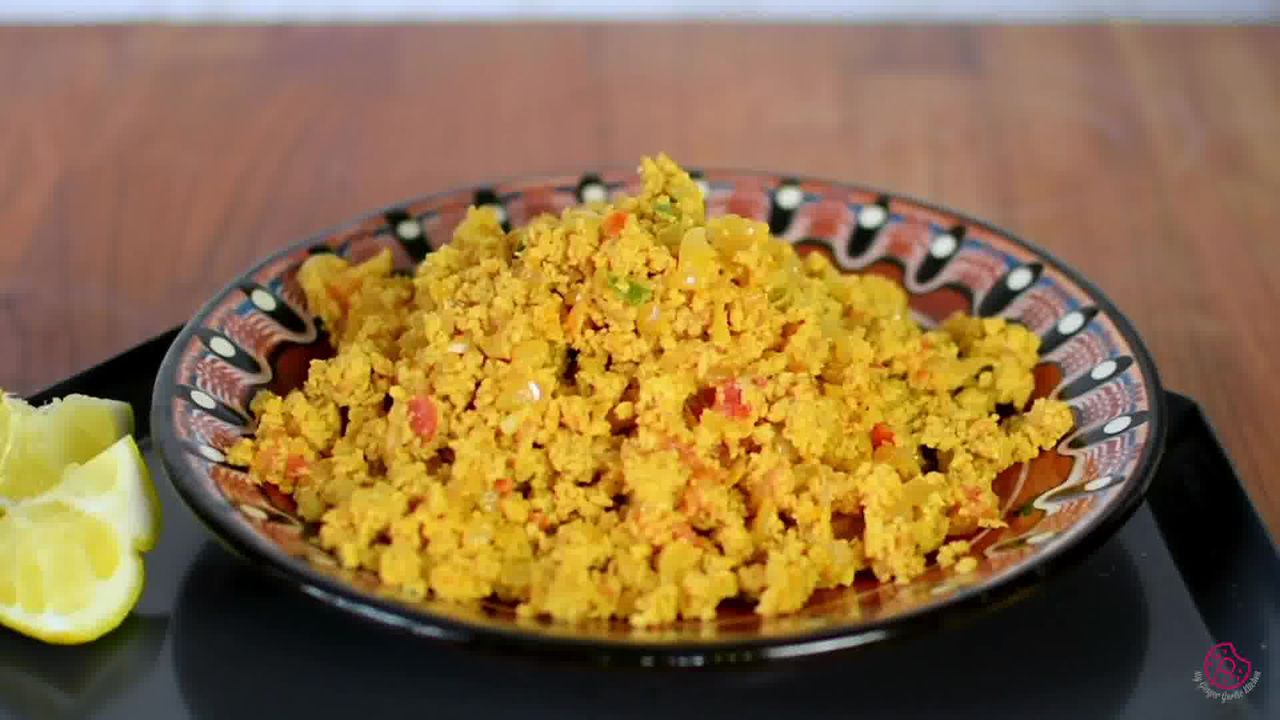 Image of the cooking step-1-14 for Egg Bhurji