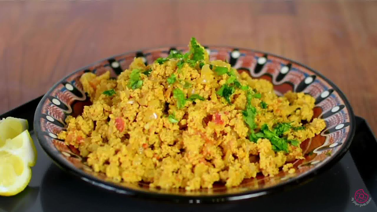 Image of the cooking step-1-15 for Egg Bhurji