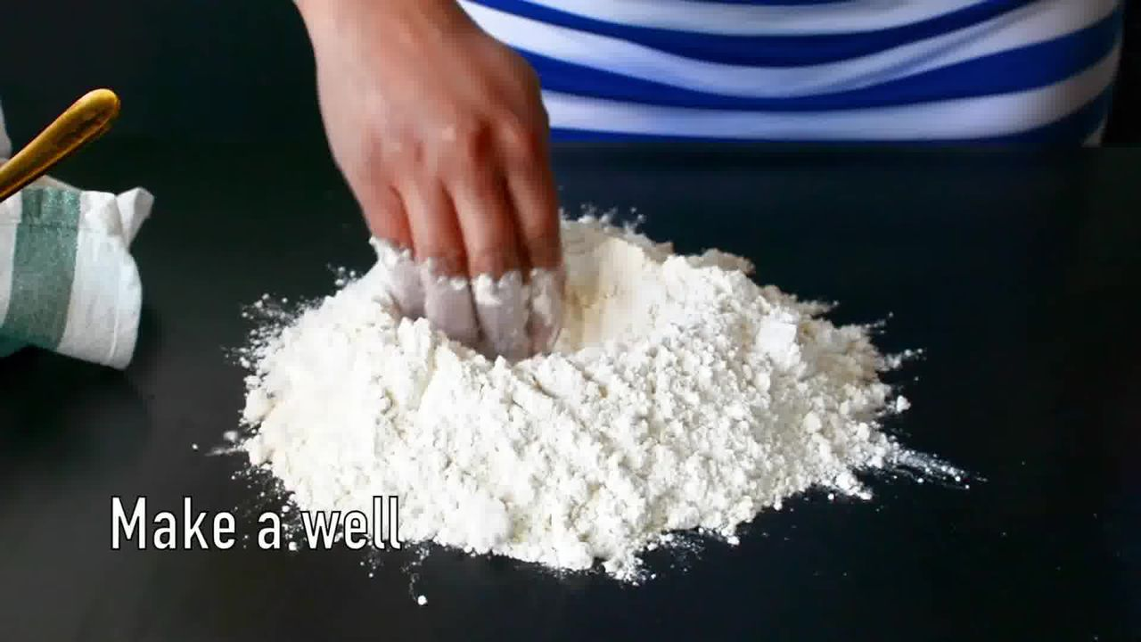 Image of the cooking step-1-4 for Ladi Pav - Soft and Fluffy Dinner Rolls