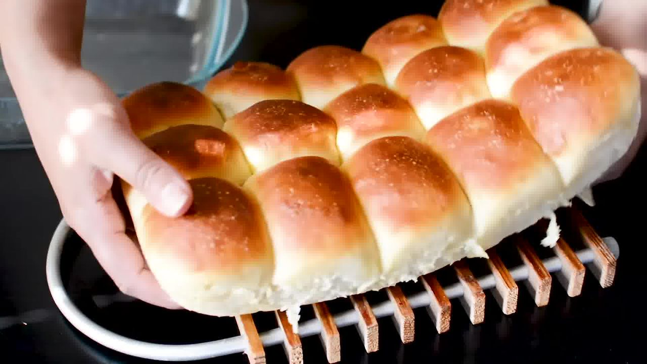 Image of the cooking step-2-5 for Ladi Pav - Soft and Fluffy Dinner Rolls