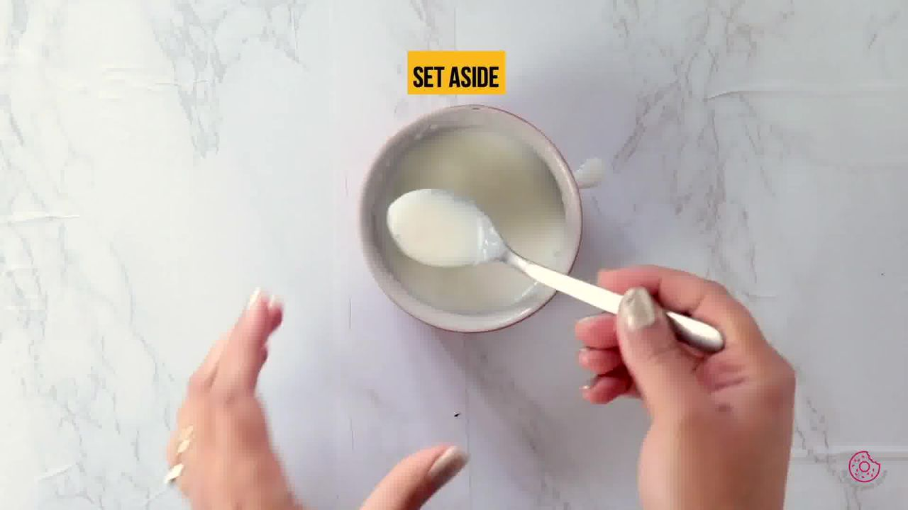 Image of the cooking step-2-3 for Eggless Mango Mousse