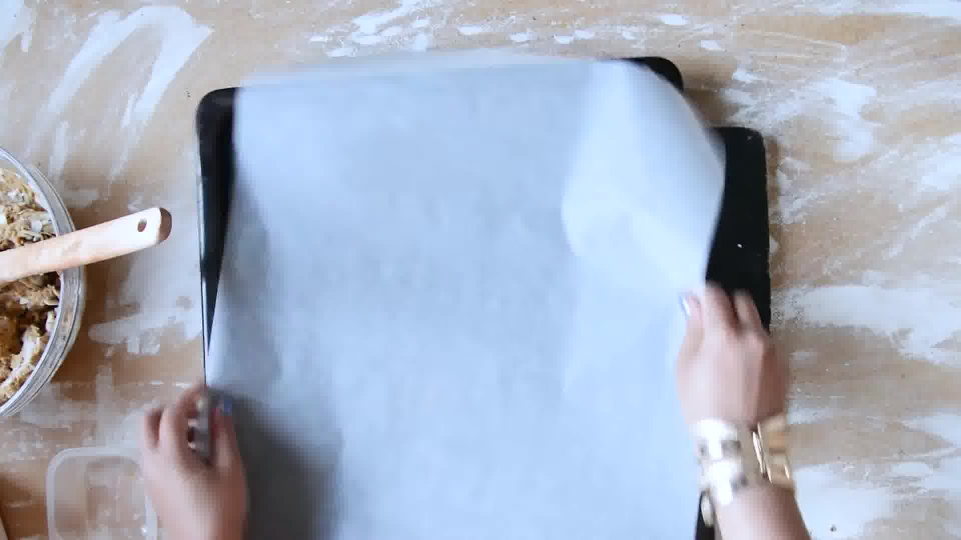 Image of the cooking step-1-2 for Gingerbread Biscotti Recipe