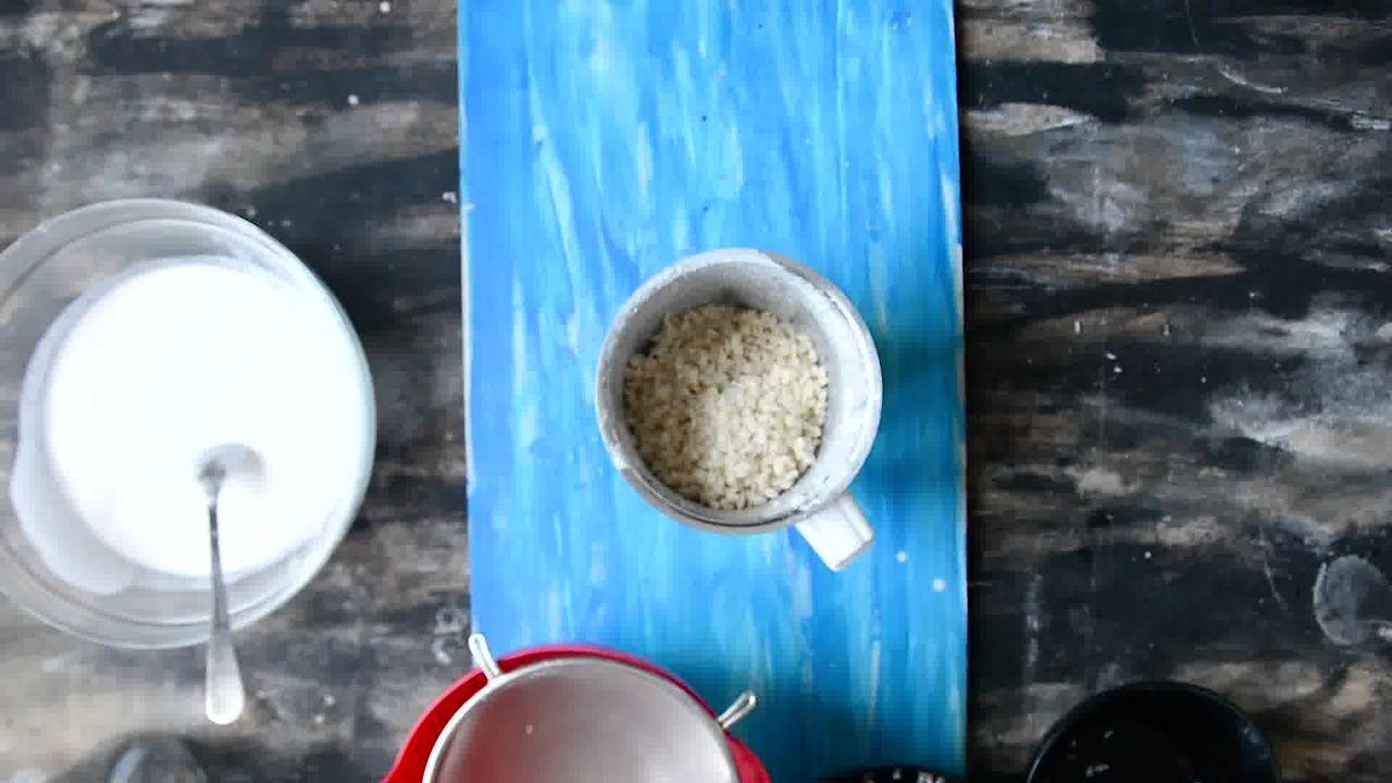 Image of the cooking step-1-5 for Goan Sanna - Mangalorean Idlis - Goan Steamed Rice Cake
